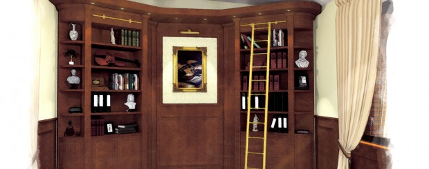 Benedetti domus arredamento e design in stile classico for Arredamento nuovo classico