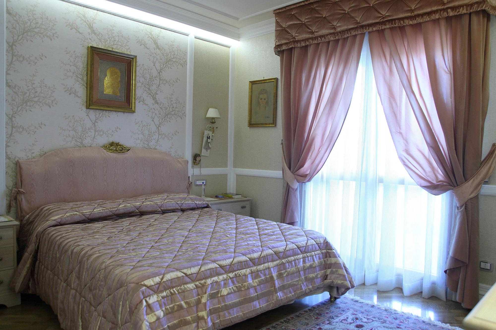 Benedetti domus arredamento e design in stile classico roma camere da letto e servizi - Camere da letto 2014 ...