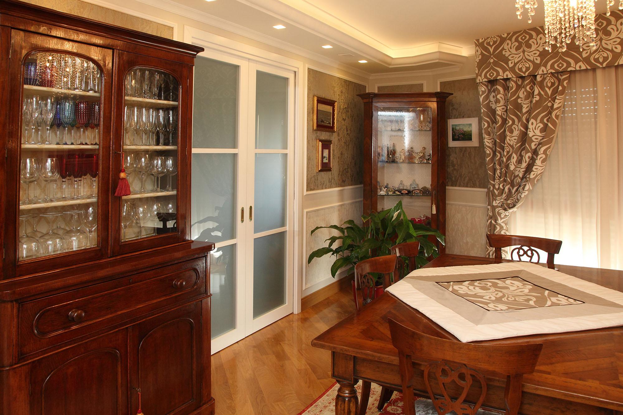 Benedetti domus arredamento e design in stile classico for Arredamento classico roma
