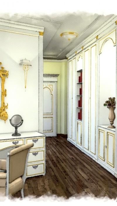 Benedetti Camere Da Letto.Benedetti Domus Arredamento E Design In Stile Classico Roma